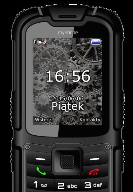myphone Hammer 2